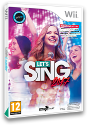 Let's Sing 2017 Wii cover (S33PKM)