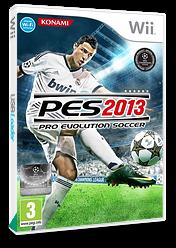 Pro Evolution Soccer 2013 Wii cover (S3IXA4)