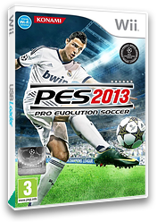 Pro Evolution Soccer 2013 Wii cover (S3IYA4)