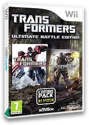 [WII] Transformers: Ultimate Battle Edition - ITA