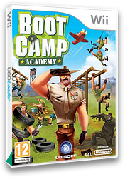 Boot Camp Academy Wii cover (SAYP41)