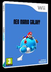 Neo Mario Galaxy CUSTOM cover (SB4P02)