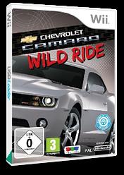 Chevrolet Camaro: Wild Ride Wii cover (SCXPNJ)