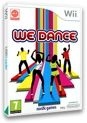 We Dance Wii cover (SDSPNG)