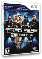 The Black Eyed Peas Experience: Limited Edition Wii cover (SEPZ41)