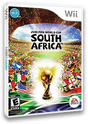 2010 FIFA World Cup South Africa Wii cover (SFWZ69)