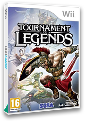 Tournament of Legends Wii cover (SGAP8P)