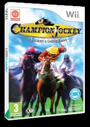 Champion Jockey: G1 Jockey & Gallop Racer Wii cover (SGKPC8)