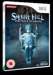 Silent Hill: Shattered Memories Wii cover (SHLPA4)