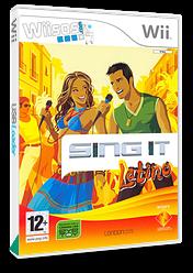 Latino Sing It CUSTOM cover (SILP4Q)