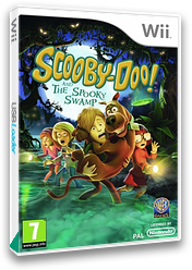 Scooby-Doo! and the Spooky Swamp Wii cover (SJ2PWR)