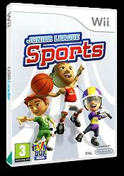 Junior League Sports Wii cover (SJLPXT)