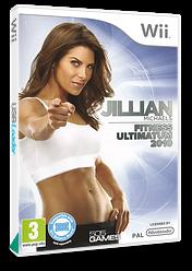 Jillian Michaels Fitness Ultimatum 2010 Wii cover (SJMPGT)