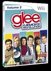 Karaoke Revolution Glee Volume 2 Wii cover (SKGPA4)