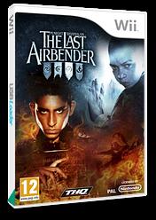 The Last Airbender Wii cover (SLAP78)
