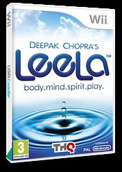 Deepak Chopra's Leela Wii cover (SLEP78)
