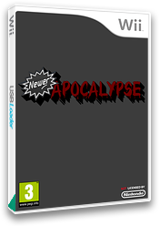 Newer Apocalypse CUSTOM cover (SMNPZA)