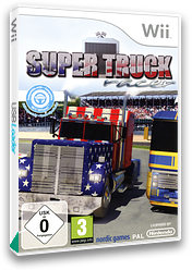 Super Truck Racer Wii cover (SN7PNG)