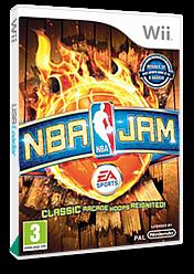 NBA Jam Wii cover (SNJP69)