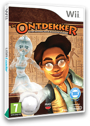 The Explorer and the Mystery of the Diamond Scarab Wii cover (SODPYK)
