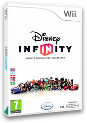 Disney Infinity Wii cover (SQIY4Q)
