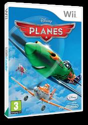 Disney Planes Wii cover (SU9P4Q)