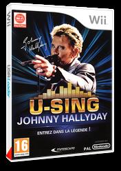 U-Sing Johnny Hallyday Wii cover (SUSFMR)