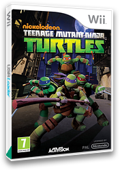 [WII] Teenage Mutant Ninja Turtles (2013) - ITA