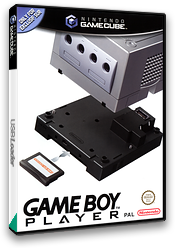 Game Boy Player GameCube cover (UGPP01)