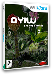 And Yet It Moves WiiWare cover (WAYP)
