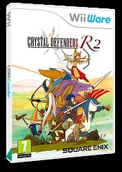 Crystal Defenders R2 WiiWare cover (WC2P)