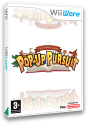 PictureBook Games: A Pop-Up Adventure WiiWare cover (WETP)