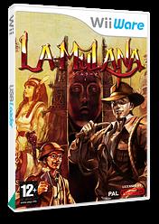 La-Mulana WiiWare cover (WLMP)