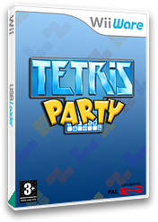 Tetris Party WiiWare cover (WTPP)