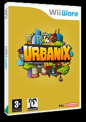 Urbanix WiiWare cover (WURP)
