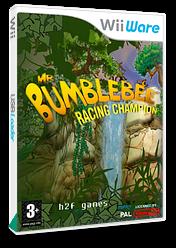 Mr Bumblebee Racing Champion WiiWare cover (WVUP)
