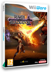 Gladiator Demo WiiWare cover (XIHP)