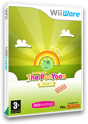 Learning with the Pooyoos Episode 1 Demo WiiWare cover (XINP)
