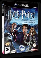 Harry Potter y el prisionero de Azkaban GameCube cover (GAZS69)