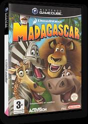 Madagascar GameCube cover (GGZS52)