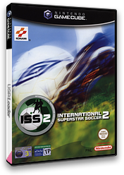 International Superstar Soccer 2 GameCube cover (GJ2PA4)