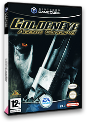 GoldenEye:Agente Corrupto GameCube cover (GOYS69)
