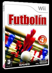 Futbolín Wii cover (R4BPGT)