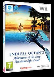 Endless Ocean 2: Aventuras Bajo el Mar Wii cover (R4EP01)