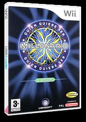 ¿Quién Quiere Ser Millonario? Wii cover (R55P41)