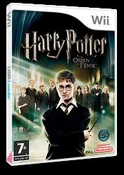 Harry Potter y la Orden del Fénix Wii cover (R5PX69)