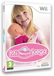 Mi Nenuco juega Wii cover (R6APPU)