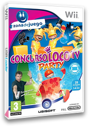 Concurso Loco TV Party Wii cover (R7ZP41)