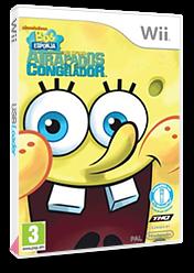 Bob Esponja Atrapados en el Congelador Wii cover (R8IP78)