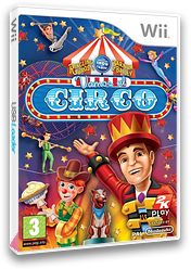 Vamos al Circo Wii cover (R8OX54)